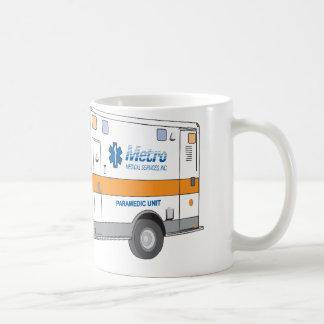 Ambulance Mugs
