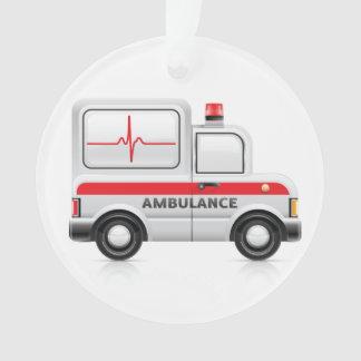 Ambulance Ornament