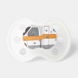 Ambulance Pacifier