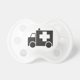 Ambulance BooginHead Pacifier