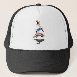 Ambulance Rodeo Trucker Hat