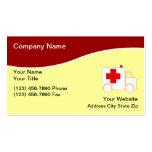Ambulance Service Business Cards