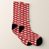 Ambulance Socks