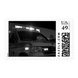 Ambulance stamp