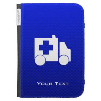 Ambulancia azul