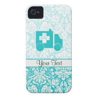 Ambulancia del trullo Case-Mate iPhone 4 cárcasa
