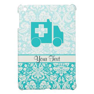Ambulancia del trullo iPad mini fundas