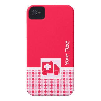 Ambulancia linda iPhone 4 Case-Mate carcasas