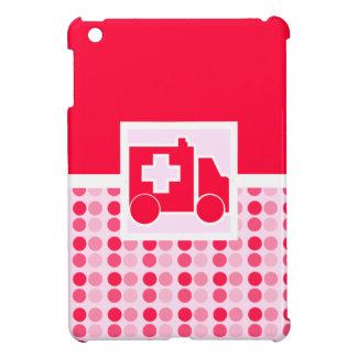 Ambulancia linda iPad mini protector