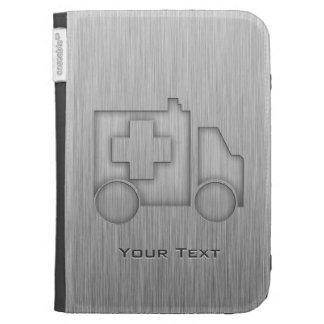 Ambulancia; Metal-mirada