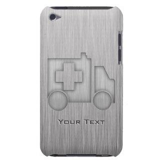 Ambulancia; Metal-mirada iPod Touch Fundas