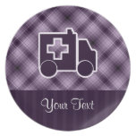 Ambulancia púrpura