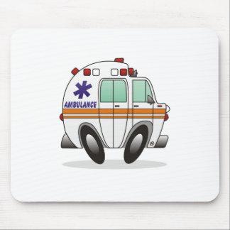 Ambulancia Alfombrillas De Ratones