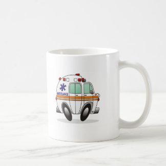 Ambulancia Taza De Café