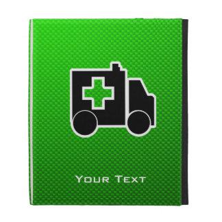 Ambulancia; Verde