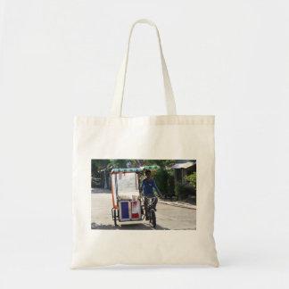 Ambulant bakery shop bag