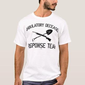 Ambulatory Deceased Response Team T-Shirt