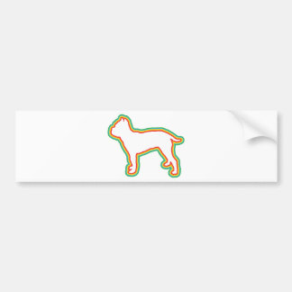 Ambullneo Mastiff Bumper Sticker
