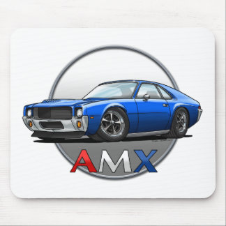 AMC_AMX_blue Mouse Pad