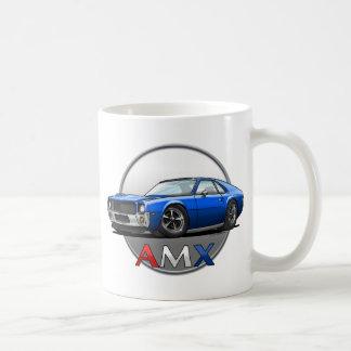 AMC_AMX_blue Taza Clásica