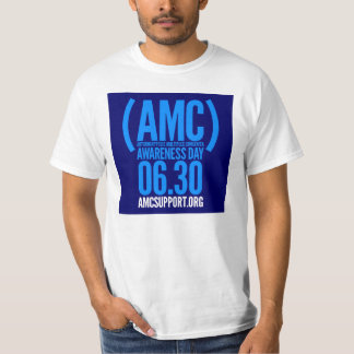 AMC Awareness day T-Shirt