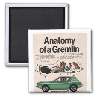 AMC Gremlin Magnet