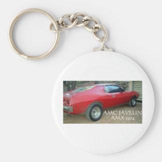 AMC JAVELIN AMX 1974 KEY CHAIN