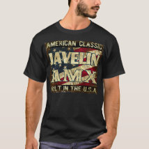 AMC Javelin AMX - Classic Car Built in the USA T-Shirt