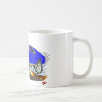AMC Javelin Blue Car Coffee Mug