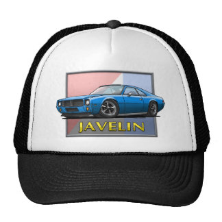 AMC_Javelin_Blue Gorro De Camionero