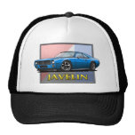 AMC_Javelin_Blue Mesh Hats