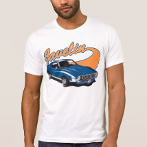 AMC Javelin (Blue) T-Shirt