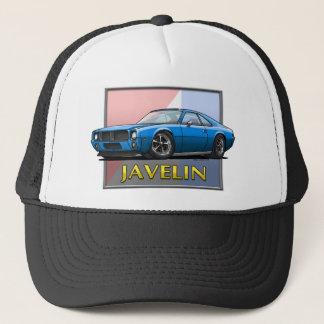 AMC_Javelin_Blue Trucker Hat
