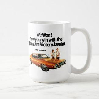 AMC Javelin Coffee Mug