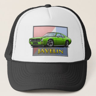 AMC_Javelin_Green Trucker Hat