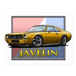 AMC_Javelin Postcard
