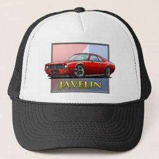 AMC_Javelin_Red Trucker Hat