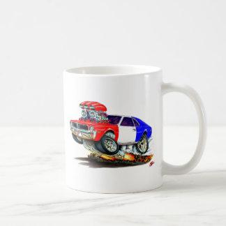 AMC Javelin RedWhiteBlue Car Coffee Mug