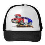 AMC Javelin RedWhiteBlue Car Mesh Hats