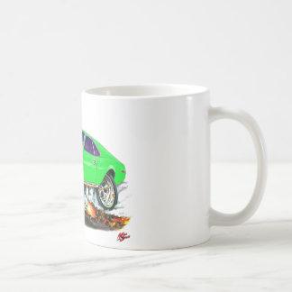 AMC Javelin Sublime Green Car Coffee Mug