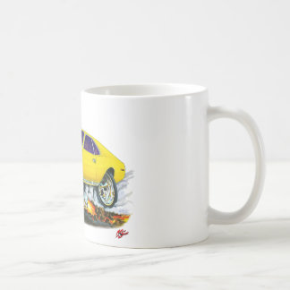 AMC Javelin Yellow Car Coffee Mug