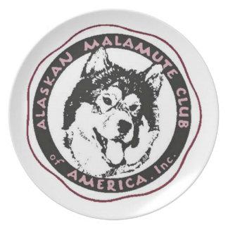 AMCA plate