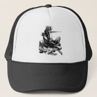 Amdusias-Demon Trucker Hat