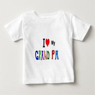 Ame a mi abuelo remera