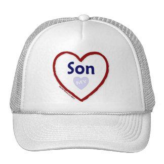 Ame a mi hijo gorra