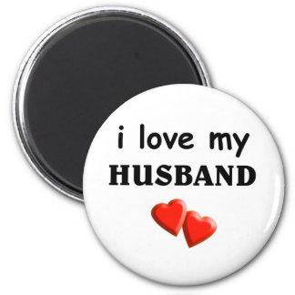 Ame a mi marido imanes de nevera