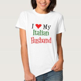 Ame a mi marido italiano polera