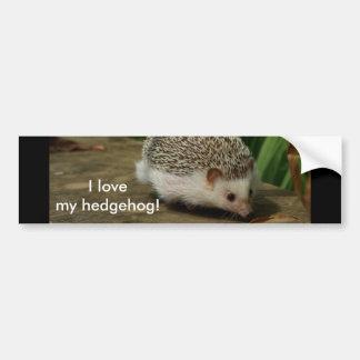 ame a mi pegatina para el parachoques del hh pegatina de parachoque