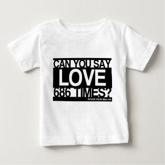 Ame a mucho cristiano tee shirt