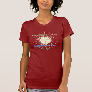 Ame a sus enemigos T Camisetas